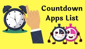 Best Countdown Apps