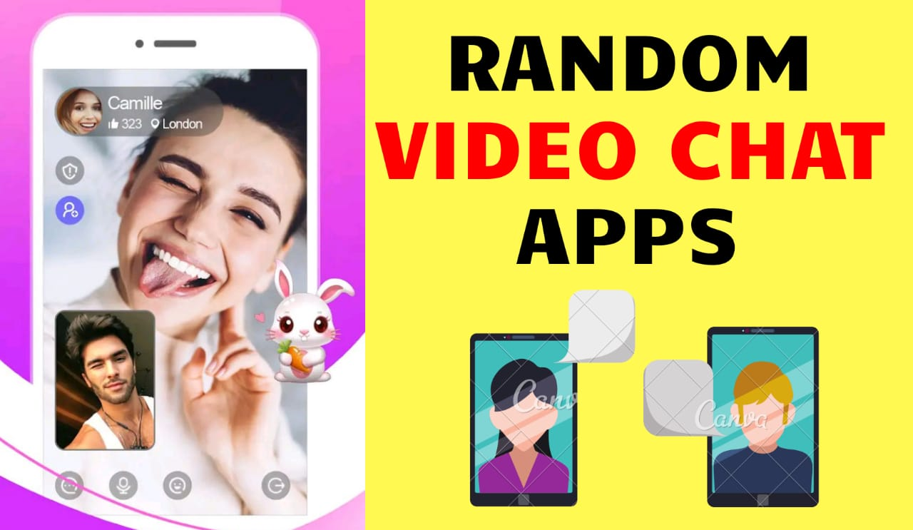 Best Random Video Chat App for Android & iPhone 2020