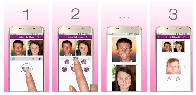 Baby Generator app