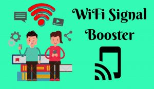 wifi speed booster app