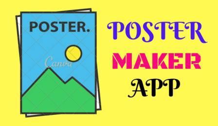 best poster maker app