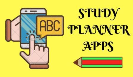 study planner apps