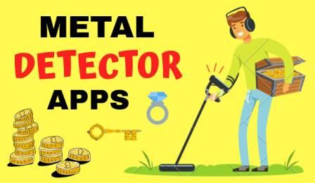 Best Metal 2020.Top 10 Best Metal Detector Apps Android And Iphone 2020