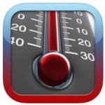 take temperature with iphone