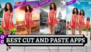 Cut and Paste Apps