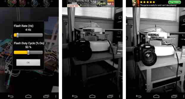 bug detector apps for android