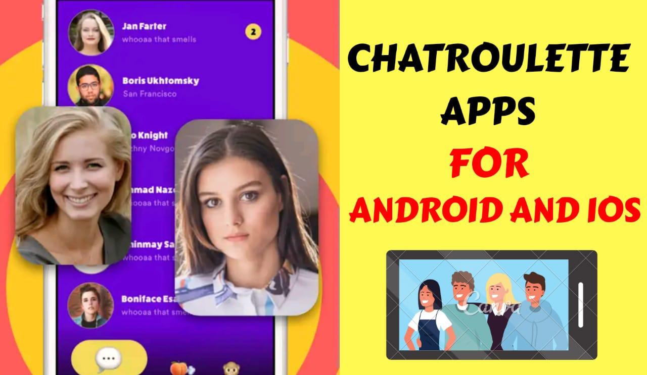 Chatroulette App