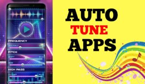 Auto Tune Apps