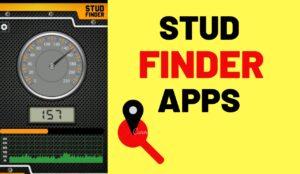 Best Stud Finder Apps