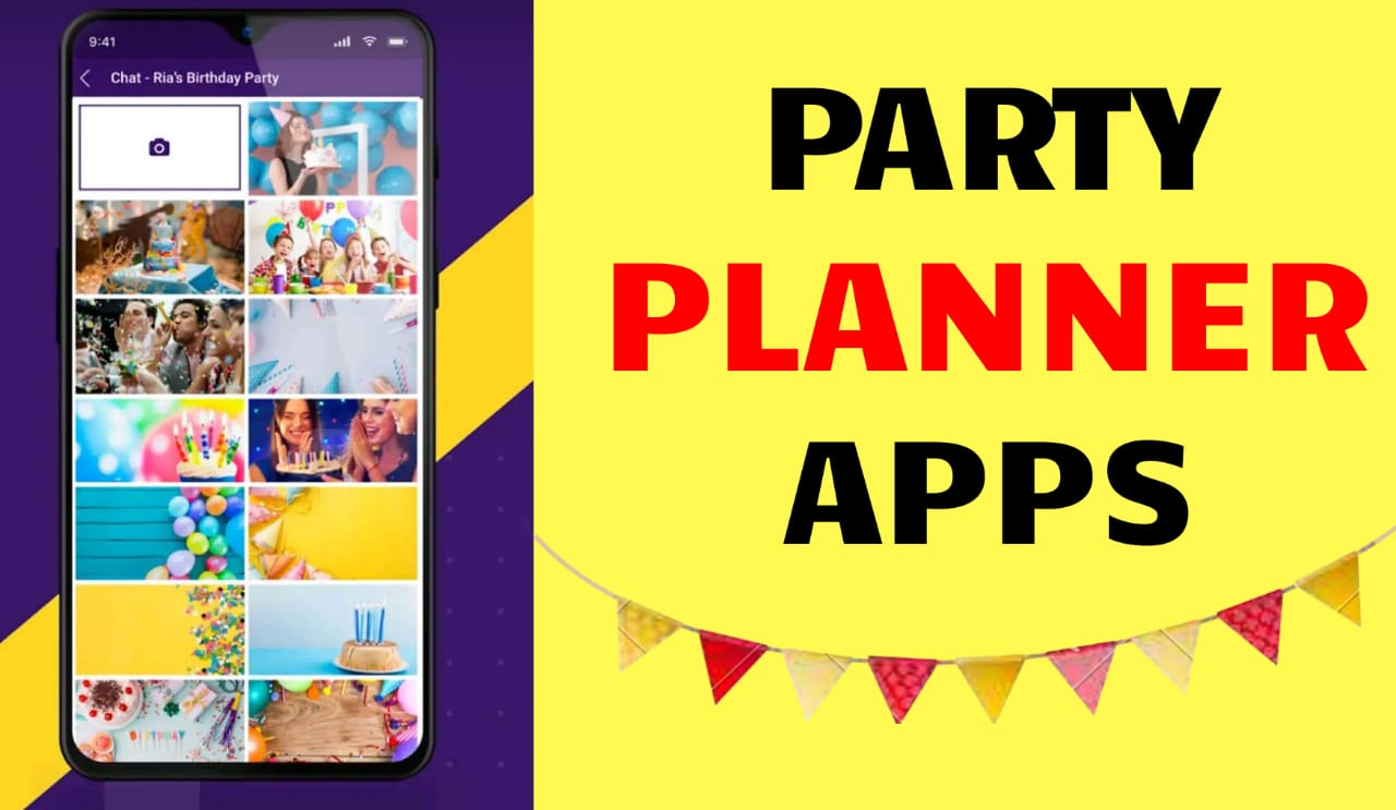 party planner apps