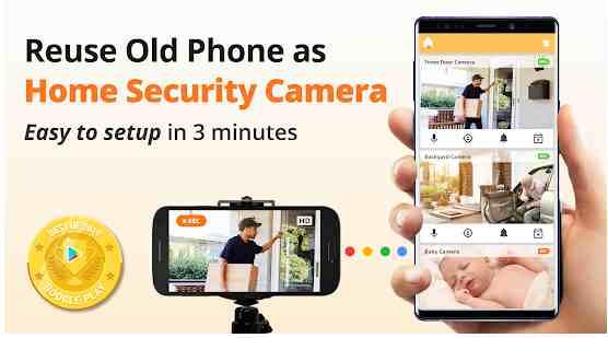 Alfred Video Home Surveillance