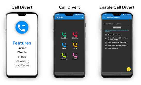 Forward or Divert Calls with Ease.