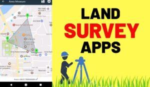 GPS Land Survey Apps