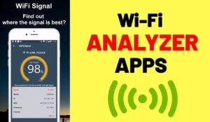 WiFi Analyzer Apps
