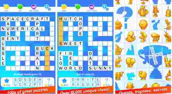 best crossword app