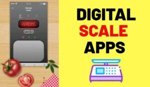 digital scales app
