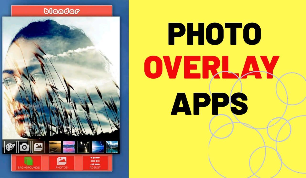 photo overlay app