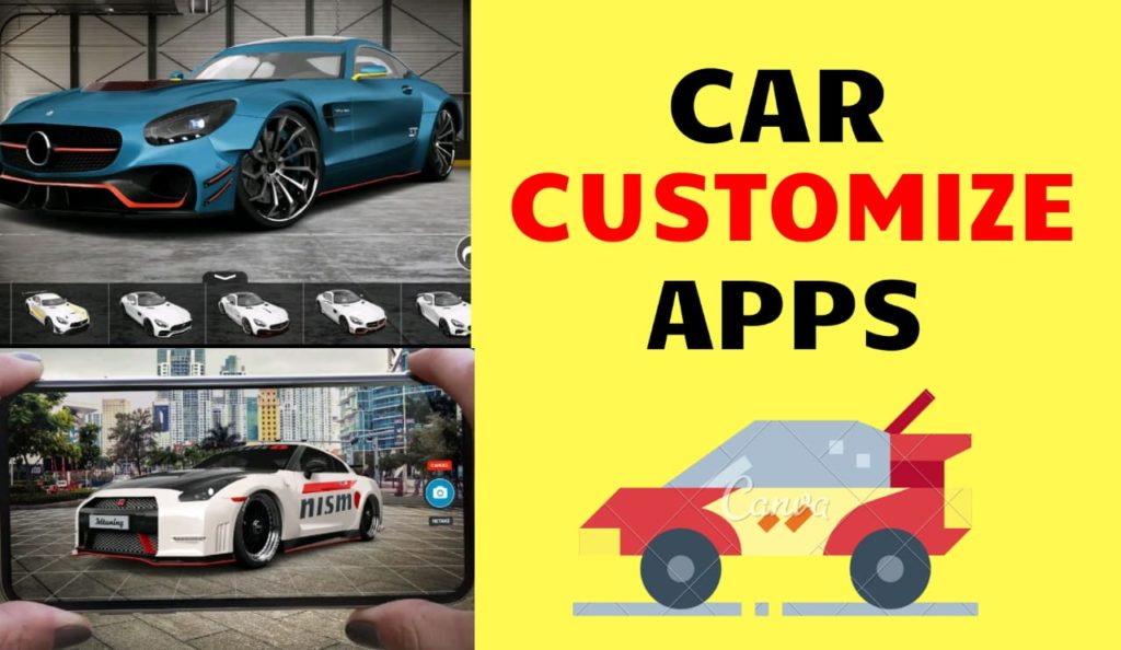 Car Customize App