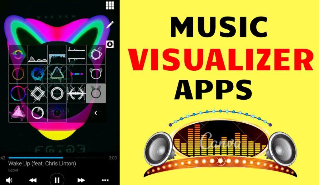 Music Visualizer App