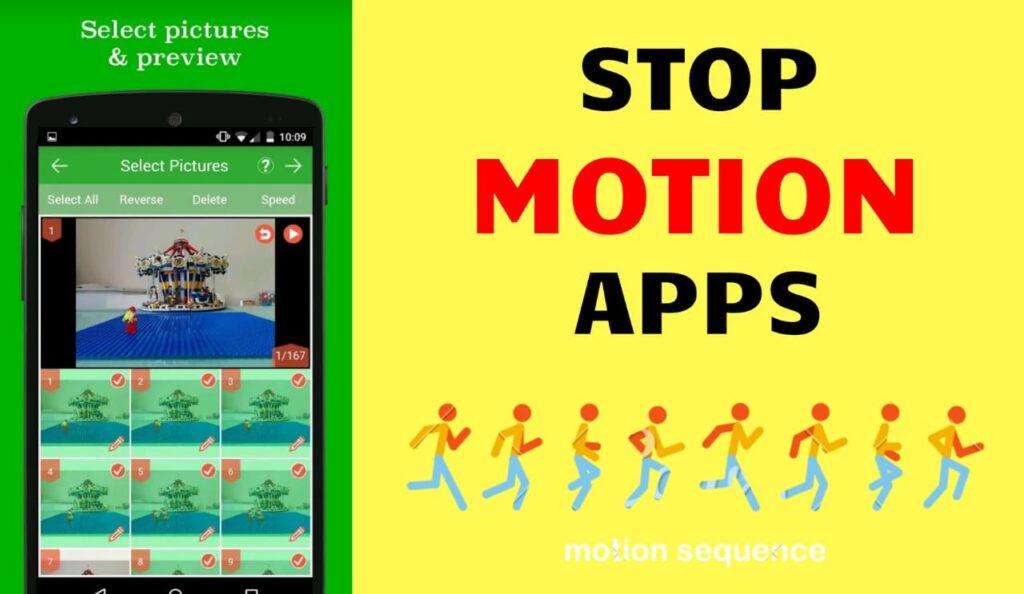 Stop Motion App