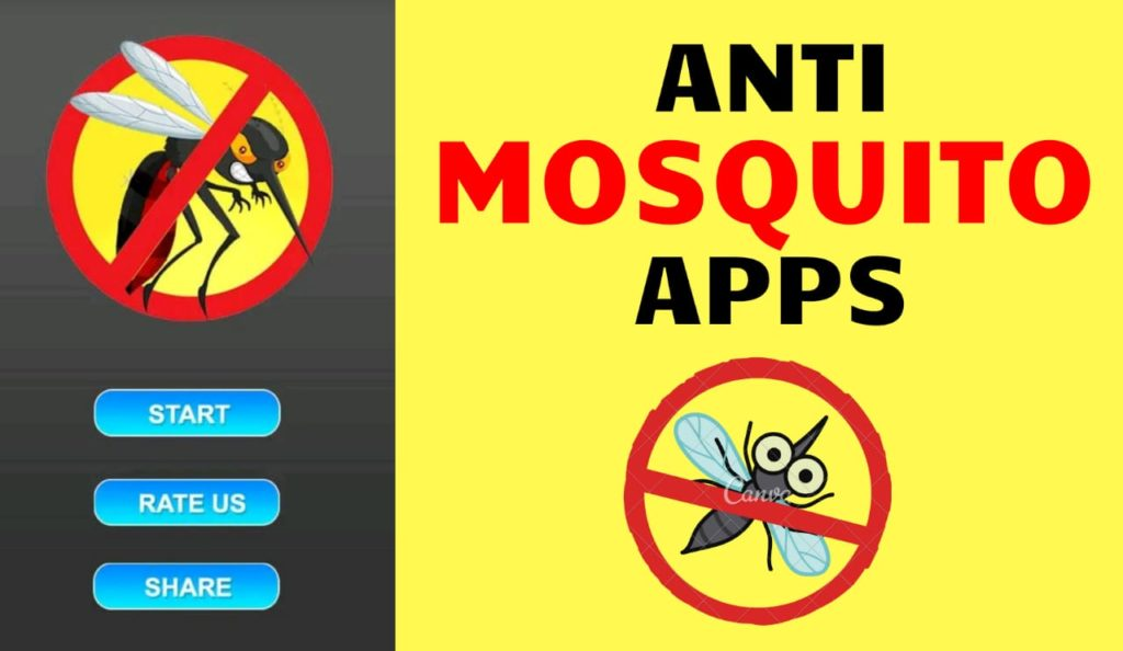 Anti Mosquito Apps