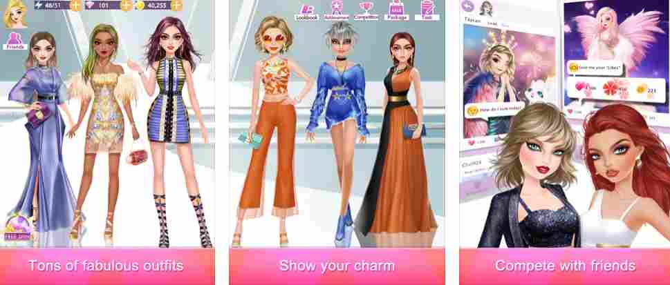 fashion games with levels