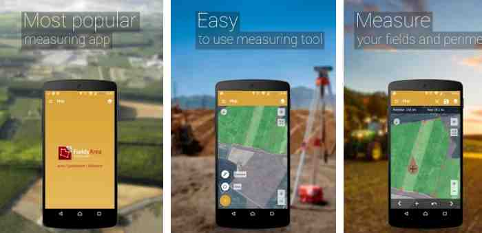 land surveying apps for android