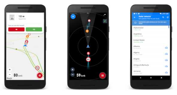 radar gun app for android