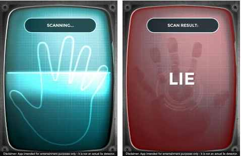 truth or lie detector