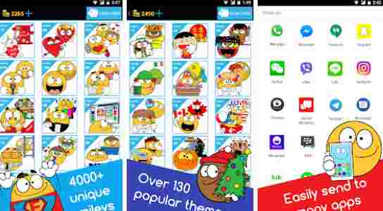 Best Emoticons Apps For Android