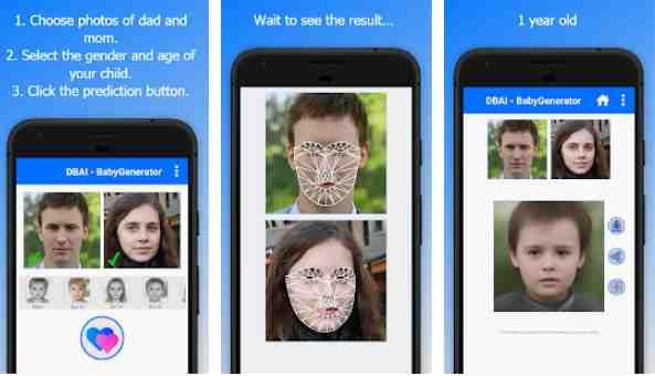 baby face app