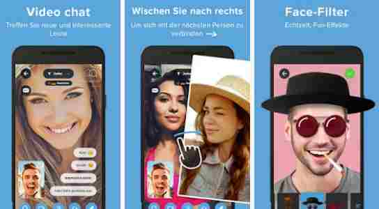 chatroulette mobile iphone