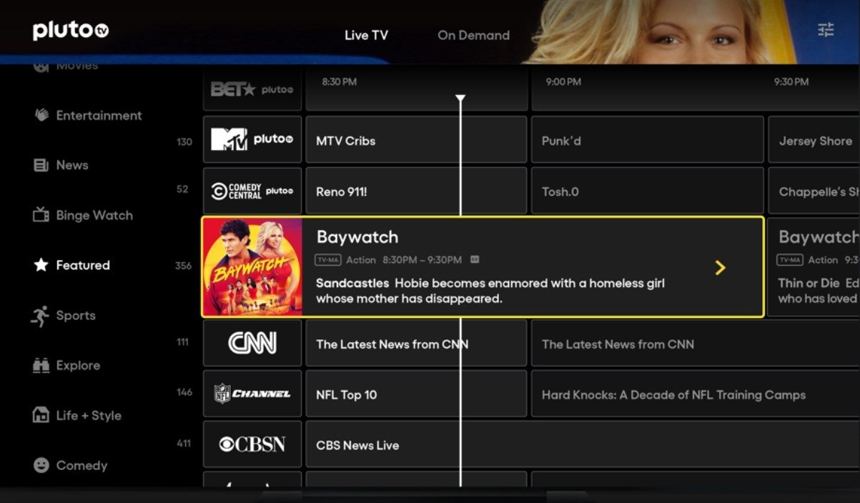 usa tv channels live streaming free