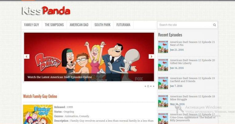watch cartoons free