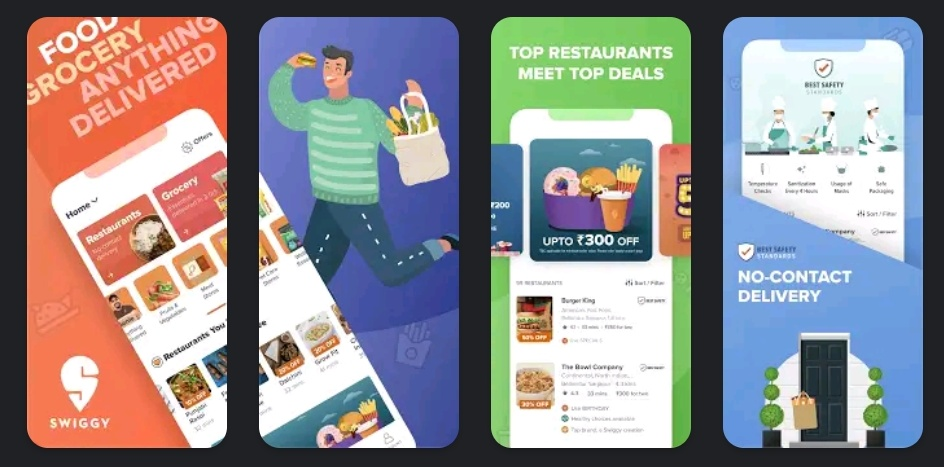 delivery apps that take cash
