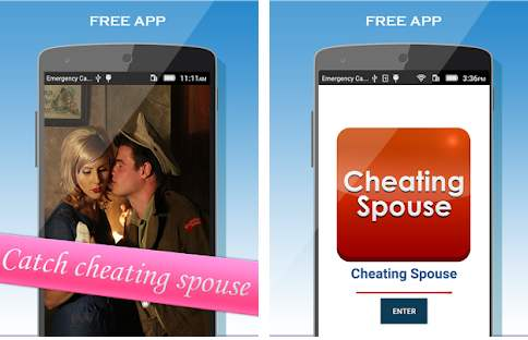 cheating spouse app iphone free