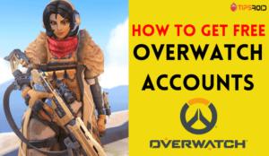 overwatch accounts free
