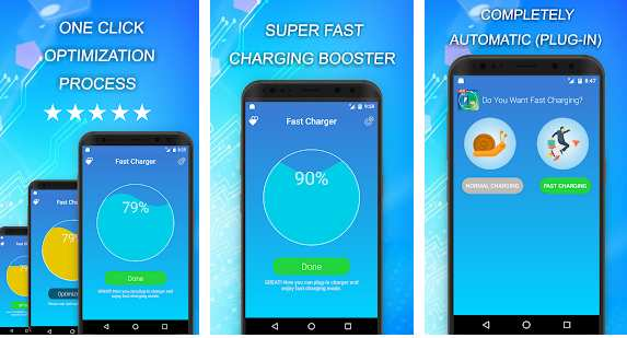 fast charger app for android