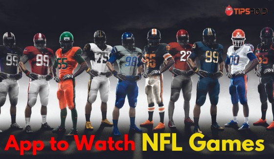 free app to watch nfl games