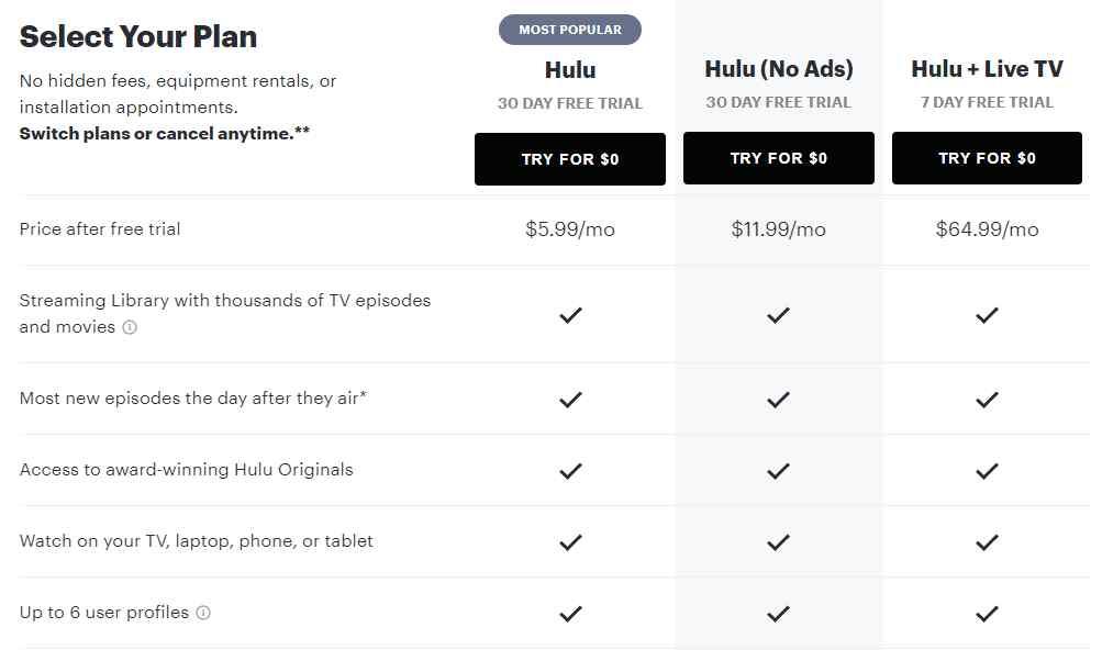 how to skip ads on hulu