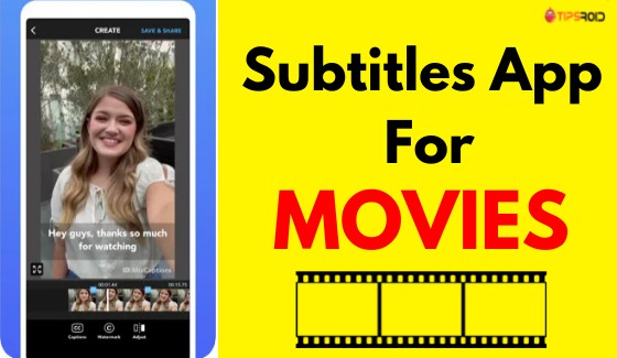 subtitles app for movies