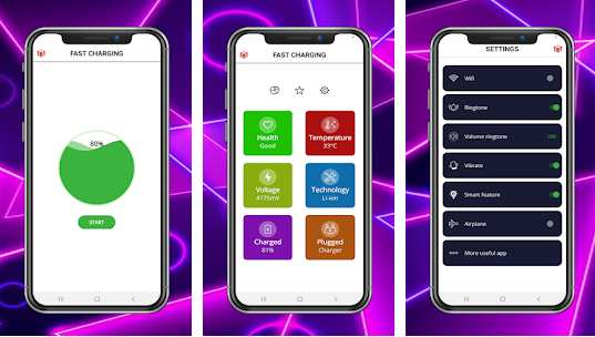 super fast charging apps