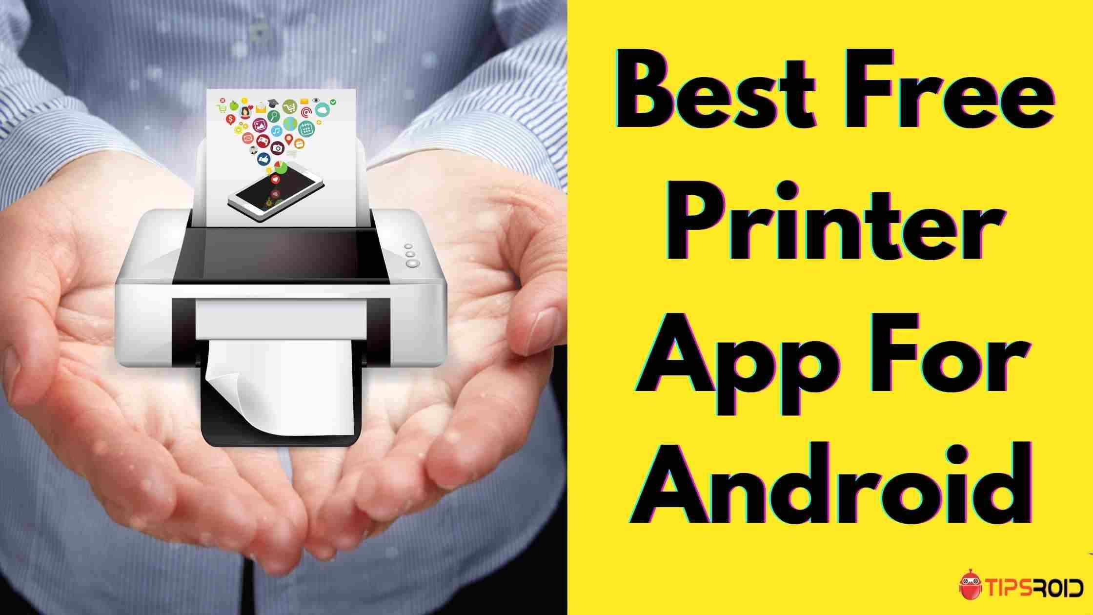 Free Printer App