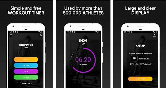 app for interval training free