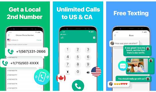 fake text and call app