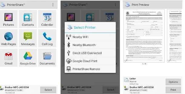 free printer apps