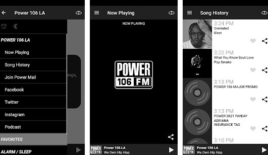 new hip hop music app