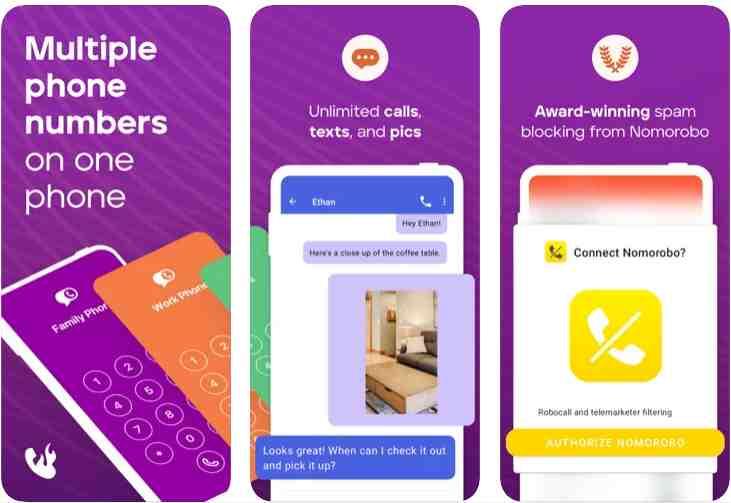 phone number generator app