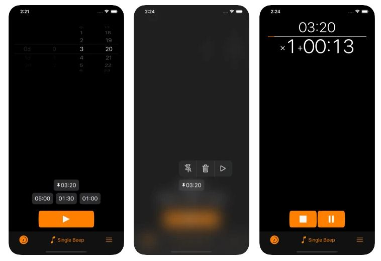 repeat timer app android