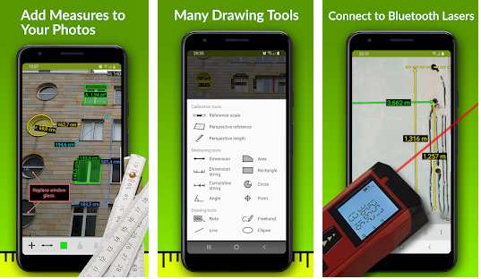 app for measuring rooms